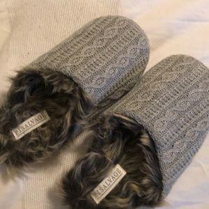 NEW PJ Salvage slippers!